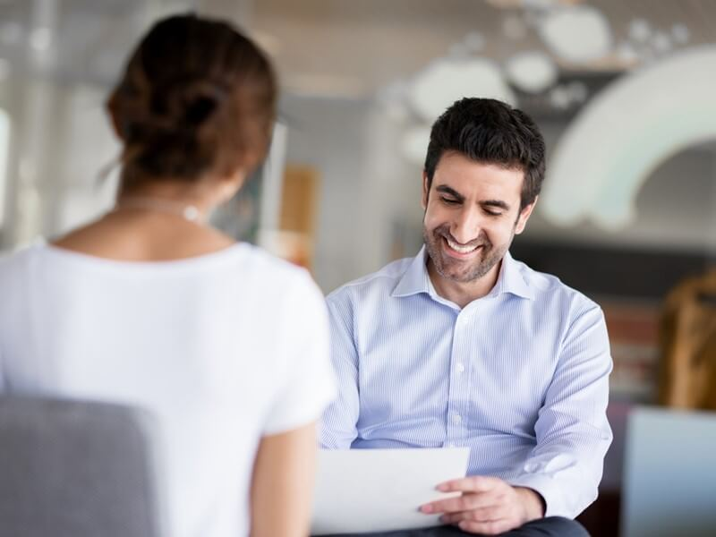 At your next interview, make sure to avoid these mistakes.